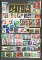 DDR   gestempelt 1973 komplett