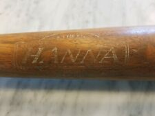 "34"" Hanna New York YANKEES  MICKEY MANTLE Store Model Baseball Game Bat MINT"