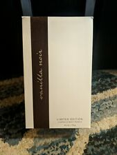 Bath & Body Works Luxe Vanilla Noir Luminous Bath Pearls Beads 6.3 oz New