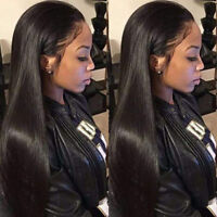 Long Straight Black Wigs for woman Synthetic Wig Heat Resistant Hair