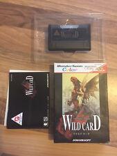 Wonder Swan Color : WILD CARD  en boite !