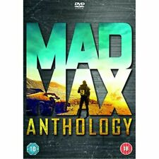 Mad Max Anthology 5051892193955 With Mel Gibson DVD Region 2