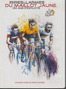 Rires et Larmes Du Maillot Jaune Dvd 100 Ans Tour De France Cyclisme
