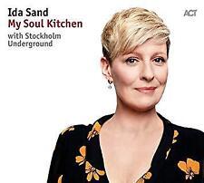 Ida Sand - My Soul Kitchen (NEW CD)