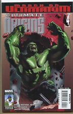 Ultimate Origins 2004 series # 4 near mint comic book