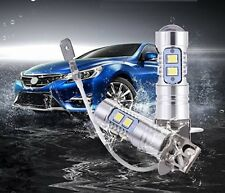 2X H3 LED CREE XBD 100W HEADLIGHT FOG DRIVING LIGHT BULBS CAR CANBUS LAMP GLOBE