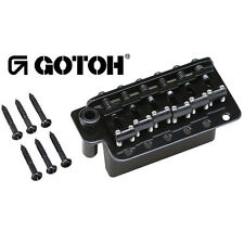 Preorder Gotoh Guiter 510T-SF2 Tremolo Bridge Steel Saddles Black Chrome