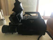 Sony HVC 3000P Video Camera Trinicon Betamax TV Recorder Camcorder + Carry Case