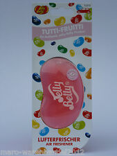 (2,70 €/unité) 1x Jelly Belly ® Beans Airfreshener tutti frutti-purificateur