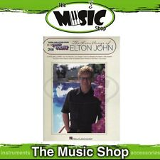 New EZ Play #248 The Love Songs of Elton John Music Book -  Easy Play E-Z