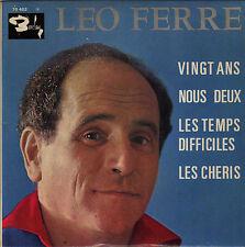 LEO FERRE VINGT ANS FRENCH ORIG EP FRANCK AUSSMAN