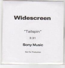 (AW448) Widescreen, Tailspin - DJ CD