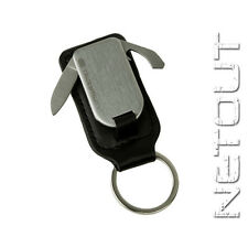 True Utility Leather FobTool Nero - Confezione: Hard Case