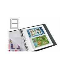 Recharges neutres Duo-Supra Yvert à 2 poches pour blocs, carnets de timbres-post