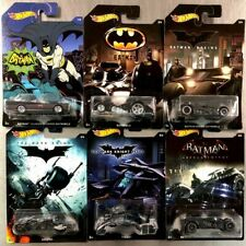 Hot Wheels Batman ( Set Of 6 ) The Dark Knight, Classic Tv Series, Batman Begins