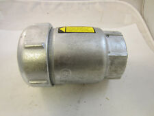"NEW EFC AX350 EXPANSION COUPLING 3 1/2"" FITTING  4"" MOVEMENT XJ350-4  OZ GEDNEY="