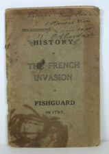 HISTORY OF THE FRENCH INVASION OF FISHGUARD IN 1797, Echo Offices, Fishguard