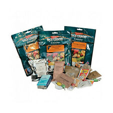 Back Country Cuisine Freeze Dried Food Emergency Ration Pack - OUTBACK