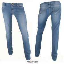 Jeans donna DUCK FARM slim fit by Fix Design adf6002