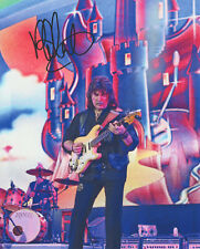 Ritchie Blackmore 10x8 Genuine Signed Photo & COA