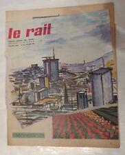 Le rail SNCB – n°122 octobre 1966