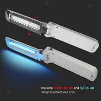 Lampe de Désinfecteur UV Pliable ,Lampe UV Ultra Germicide, Stérilisateur UV