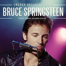 BRUCE SPRINGSTEEN New 2019 UNRELEASED TUNNEL OF LOVE 1988 SWEDEN LIVE CONCERT CD