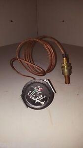 Cummins Analog Engine Temperature Gauge, 125-250 F, 5-40374