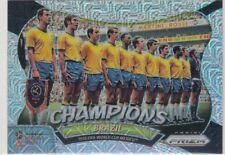 Panini Prizm World Cup Soccer 2018-Champions Brazil ch-12 Mojo ed.25
