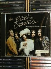 THE BLACK CROWES / Kicking My Heart Around CD 1998 NEW SEALED Rare 9 Track Promo