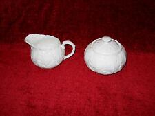 Coalport Countryware creamer and sugar  bowl