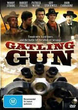 GATLING GUN - CLASSIC WESTERN - NEW & SEALED DVD FREE LOCAL POST