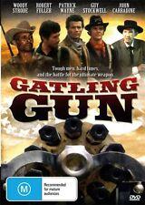 GATLING GUN - CLASSIC WESTERN - NEW & SEALED DVD FREE LOCAL POST