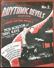 Feldman's 6th Edition Rhythmic Revels No. 2. Ivor Moreton & Dave Kaye – Pub.1937