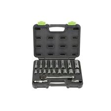 """High Visibility Metric Socket Set, 20 Pieces, 3/8"""" Drive,  Free US Shipping!"""