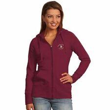NEW Florida State University Ladies Full Zip Hoodie by Antigua -  Women's Small