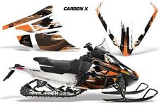 AMR Racing Sled Wrap Arctic Cat F Series Snowmobile Graphic Kit All Years CBNX O