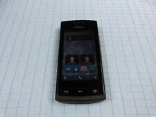 Original Nokia Asha 500 Schwarz! Ohne Simlock! TOP ZUSTAND! Einwandfrei!