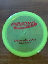 Innova Champion Orc, Distance Driver, New, 161g, PFN