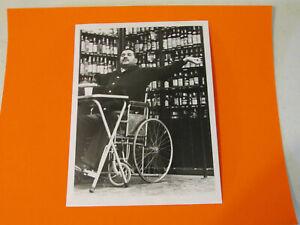 """Original Roy Campanella 1962 Campanella Liquor Store AP Newsfeature Photo 7 x 9"""""""