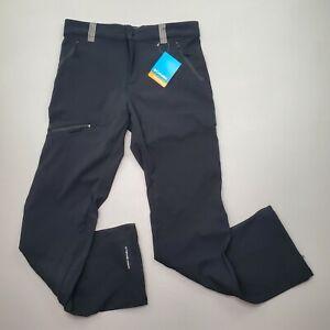 NEW Columbia Men's Triple Canyon Fall Hiking Trousers Pants EM0054-010