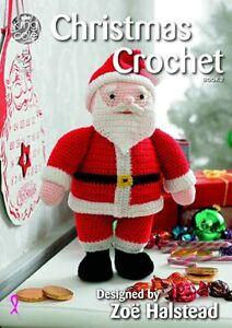King Cole Christmas Crochet Book 2
