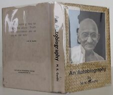 M.K. GANDHI An Autobiography EARLY PRINTING