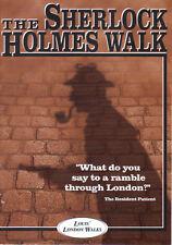 The Sherlock Holmes Walk London Literature Guide Tour 221b Baker Street Museum