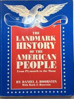 The Landmark History Of The American People