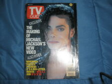 TV GUIDE Nov 2-8, 1991 The Making of Michael Jackson's New Video