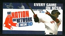 David Ortiz--2006 Boston Red Sox Schedule--NESN/Time Warner Cable