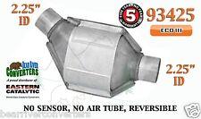 """93425 Eastern Universal Catalytic Converter ECO III 2.25"""" 2 1/4"""" Pipe 8"""" Body"""