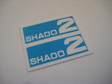 Dinky 353 SHADO 2 Blue Stickers - B2g1f