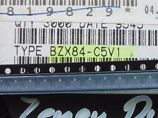 50 x BZX84-C5V1 Zener Diode